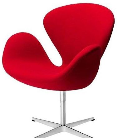 Fritz-hansen-swan-chair herstofferen