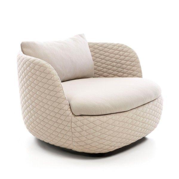 moooi-bart-swivel-fauteuil voordelig herstofferen