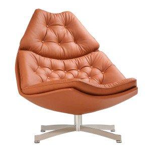 Artifort F587 fauteuil voordelig bekleden